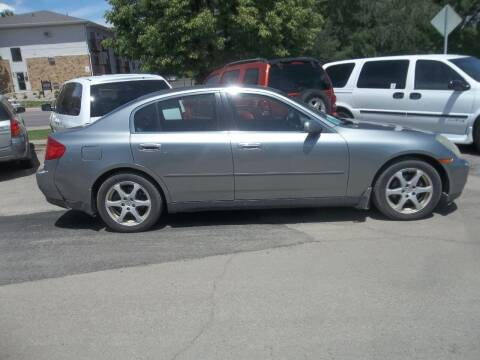 2004 Infiniti G35 for sale at A Plus Auto Sales/ - A Plus Auto Sales in Sioux Falls SD