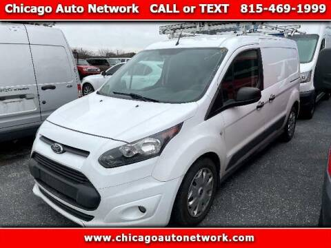 2015 Ford Transit Connect Cargo for sale at Chicago Auto Network in Mokena IL