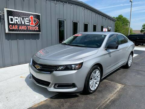 2014 Chevrolet Impala for sale at Drive 1 Car & Truck in Springfield OH