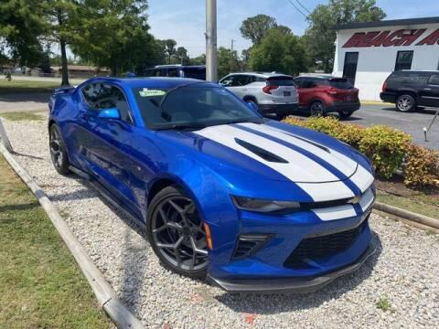 2016 Chevrolet Camaro for sale at Beach Auto Brokers in Norfolk VA