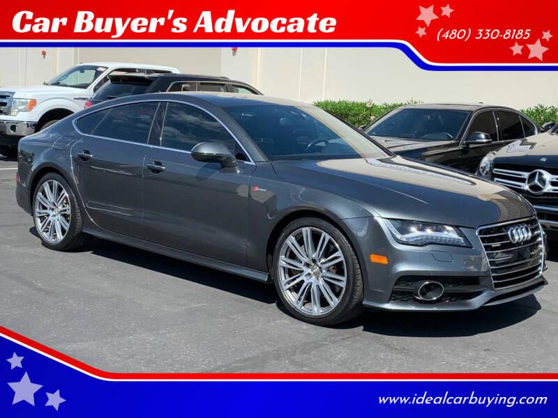 2015 Audi A7 for sale at Car Buyer's Advocate in Phoenix AZ