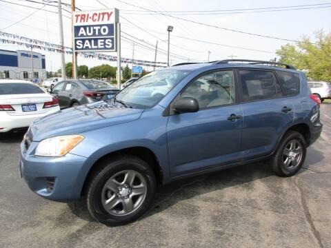 2009 Toyota RAV4 for sale at TRI CITY AUTO SALES LLC in Menasha WI