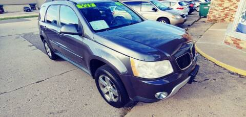 2007 Pontiac Torrent for sale at River Motors in Portage WI