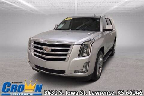 2016 Cadillac Escalade for sale at Crown Automotive of Lawrence Kansas in Lawrence KS