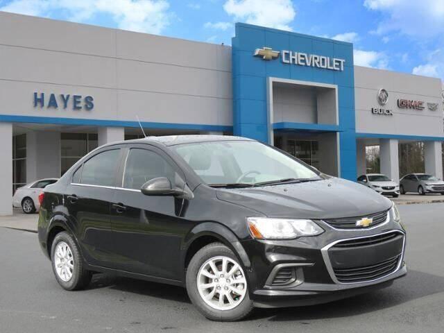 2018 Chevrolet Sonic for sale in Alto, GA