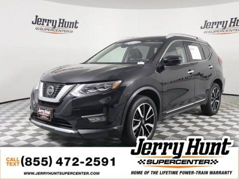 2018 Nissan Rogue for sale at Jerry Hunt Supercenter in Lexington NC