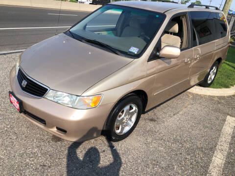 2001 Honda Odyssey for sale at STATE AUTO SALES in Lodi NJ