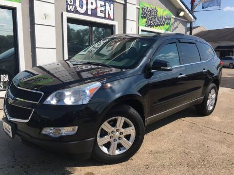 2012 Chevrolet Traverse for sale at MARIETTA MOTORS LLC in Marietta OH