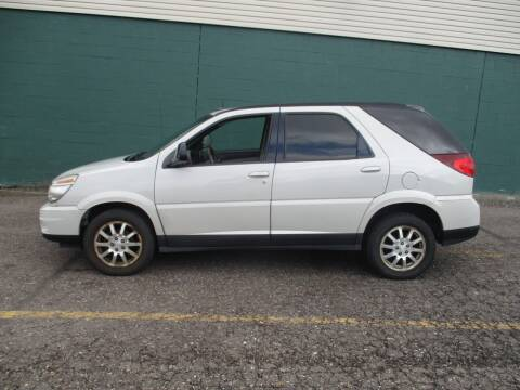 2007 Buick Rendezvous for sale at Sally & Assoc. Auto Sales Inc. in Alliance OH