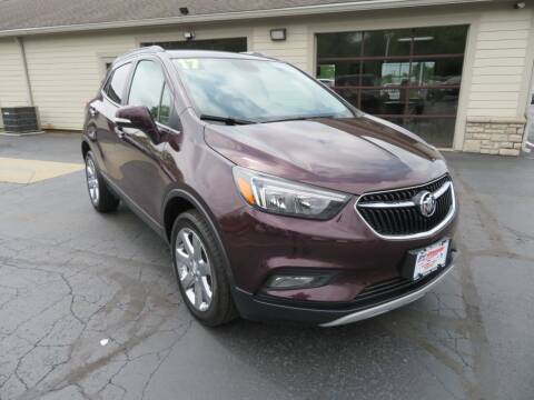 2017 Buick Encore for sale at Tri-County Pre-Owned Superstore in Reynoldsburg OH