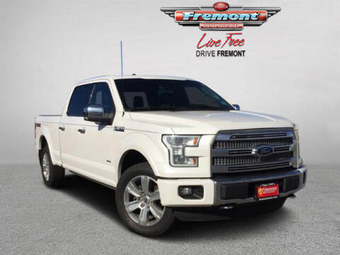 2015 Ford F-150 for sale at Rocky Mountain Commercial Trucks in Casper WY