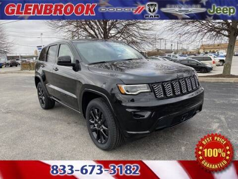 2021 Jeep Grand Cherokee for sale at Glenbrook Dodge Chrysler Jeep Ram and Fiat in Fort Wayne IN