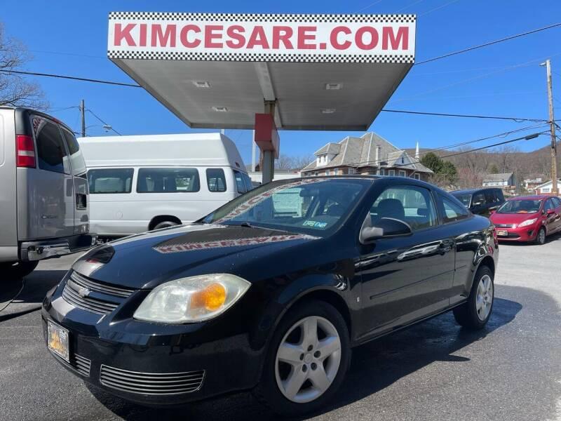 2007 Chevrolet Cobalt for sale at KIM CESARE AUTO SALES in Pen Argyl PA