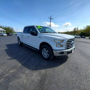 2015 Ford F-150 for sale at ALL WHEELS DRIVEN in Wellsboro PA