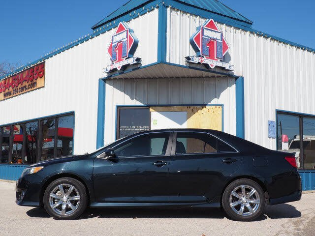 2012 Toyota Camry for sale at DRIVE 1 OF KILLEEN in Killeen TX