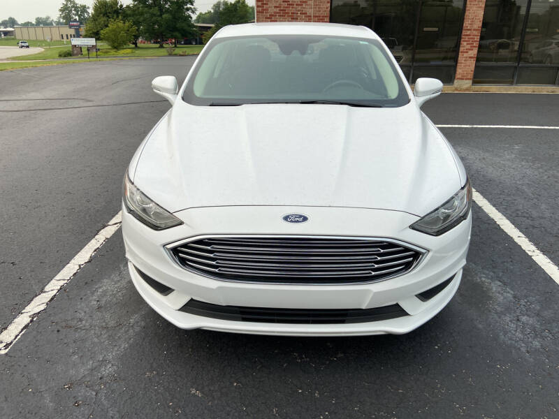 2018 Ford Fusion Hybrid for sale in Elizabethtown, KY