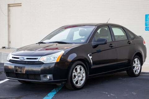 2008 Ford Focus for sale at Carland Auto Sales INC. in Portsmouth VA