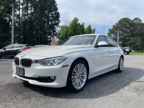 2013 BMW 3 Series for sale at Airbase Auto Sales in Cabot AR