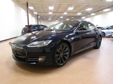 2013 Tesla Model S for sale at BMVW Auto Sales - Electric Vehicles in Union City GA