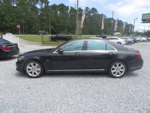2014 Mercedes-Benz S-Class for sale at Ward's Motorsports in Pensacola FL