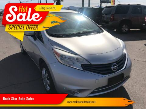 2015 Nissan Versa Note for sale at Rock Star Auto Sales in Las Vegas NV