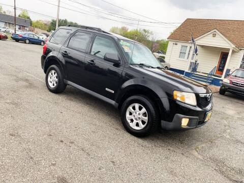 2008 Mazda Tribute for sale at New Wave Auto of Vineland in Vineland NJ