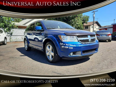 2009 Dodge Journey for sale at Universal Auto Sales Inc in Salem OR
