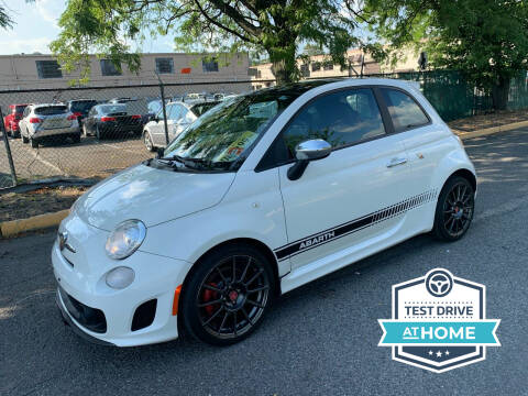2013 FIAT 500 for sale at Eastclusive Motors LLC in Hasbrouck Heights NJ