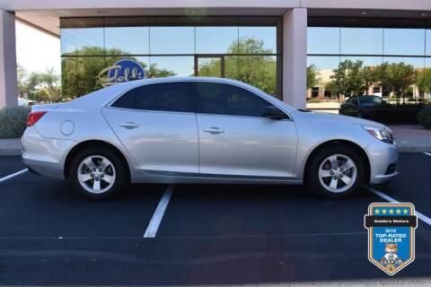 2015 Chevrolet Malibu for sale at GOLDIES MOTORS in Phoenix AZ