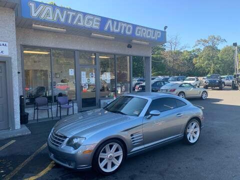 2004 Chrysler Crossfire for sale at Vantage Auto Group in Brick NJ