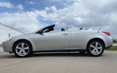 2007 Pontiac G6 for sale at QUAD CITIES AUTO SALES in Milan IL