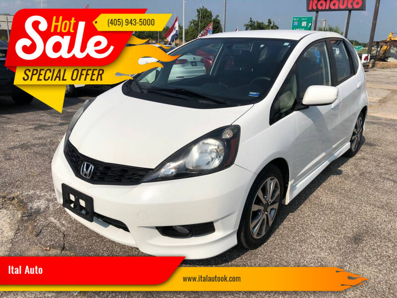 2013 Honda Fit for sale at Ital Auto in Oklahoma City OK