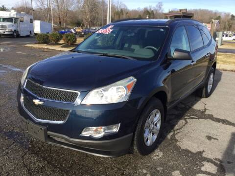 2011 Chevrolet Traverse for sale at MARLAR AUTO MART SOUTH in Oneida TN