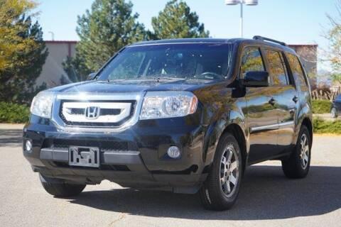 2010 Honda Pilot for sale at COURTESY MAZDA in Longmont CO