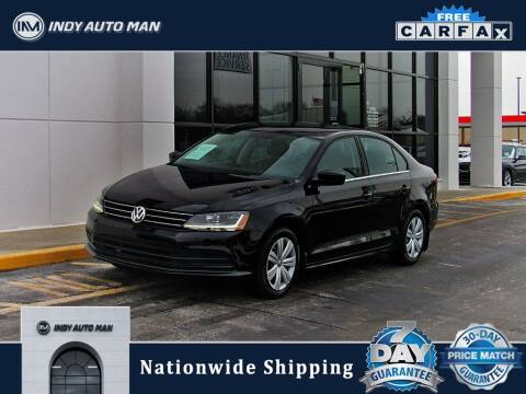 2017 Volkswagen Jetta for sale at INDY AUTO MAN in Indianapolis IN