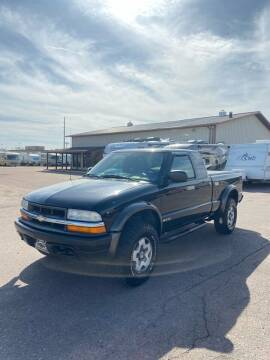 2003 Chevrolet S-10 for sale at Broadway Auto Sales in South Sioux City NE