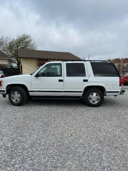 1999 GMC Yukon for sale at Heersche Auto Sales in Wichita KS