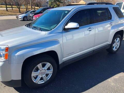 2015 GMC Terrain for sale at Teds Auto Inc in Marshall MO