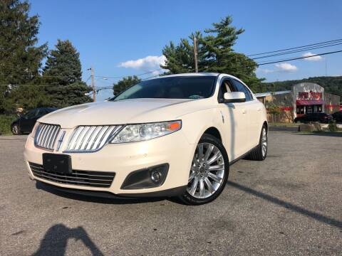 2009 Lincoln MKS for sale at Keystone Auto Center LLC in Allentown PA