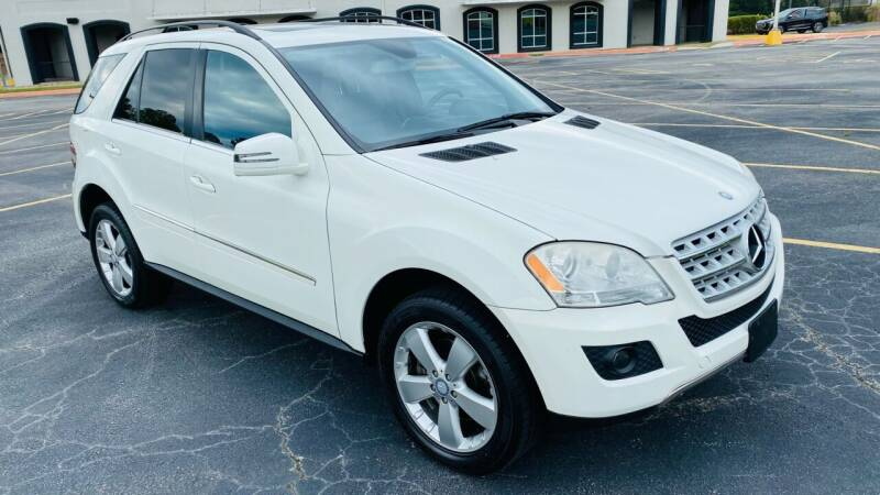 2011 Mercedes-Benz M-Class for sale at H & B Auto in Fayetteville AR