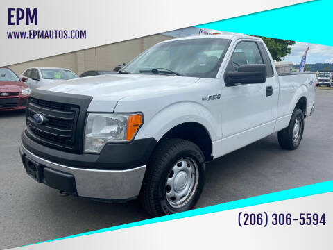 2013 Ford F-150 for sale at EPM in Auburn WA