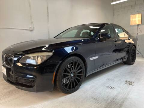 2012 BMW 7 Series for sale at ConsignCarsOnline.com in Oceano CA