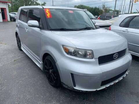 2008 Scion xB for sale at A Class Auto Sales in Indianapolis IN
