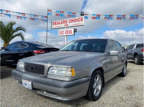 1995 Volvo 850 for sale at Dealers Choice Inc in Farmersville CA