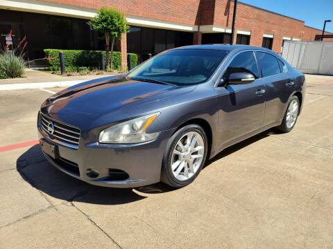 2011 Nissan Maxima for sale at DFW Autohaus in Dallas TX