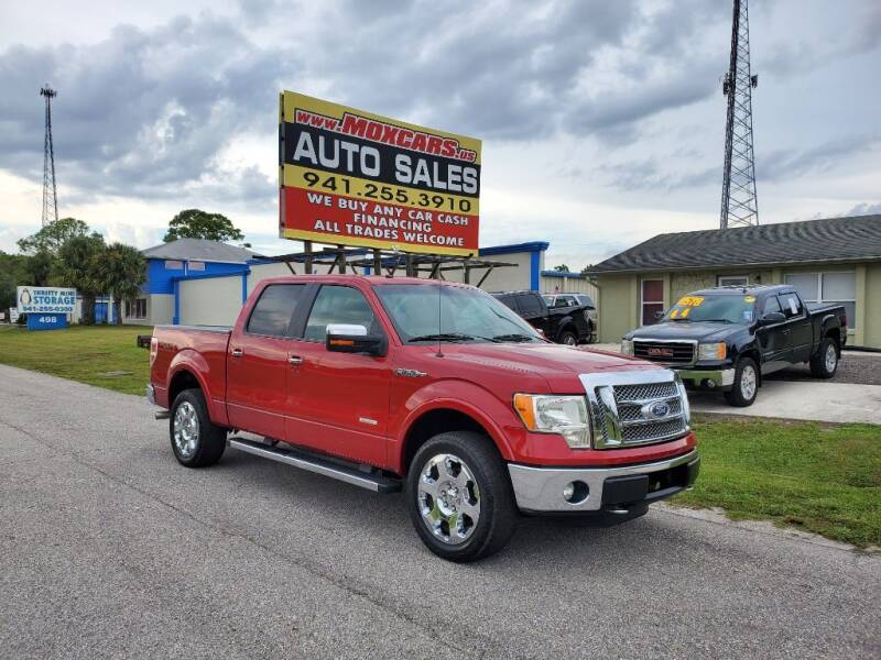 2011 Ford F-150 for sale at Mox Motors in Port Charlotte FL