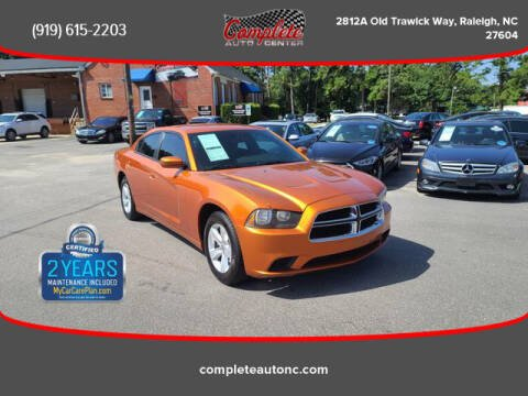 2011 Dodge Charger for sale at Complete Auto Center , Inc in Raleigh NC