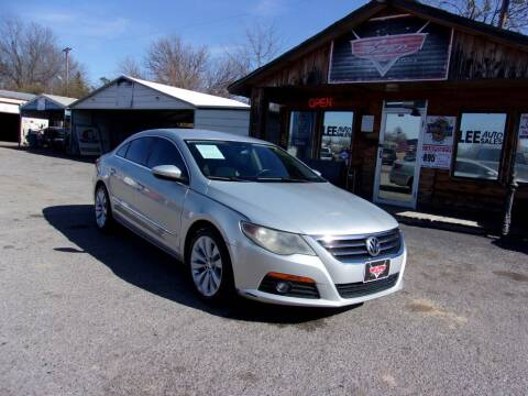 2010 Volkswagen CC for sale at LEE AUTO SALES in McAlester OK
