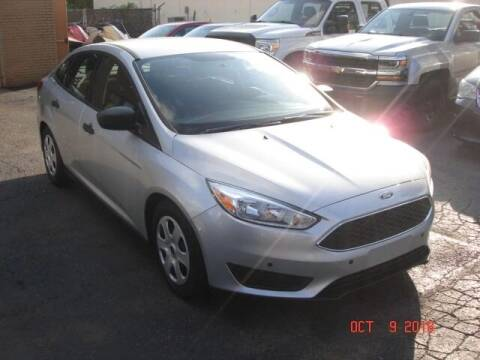 2016 Ford Focus for sale at Marx Auto Sales in Livonia MI
