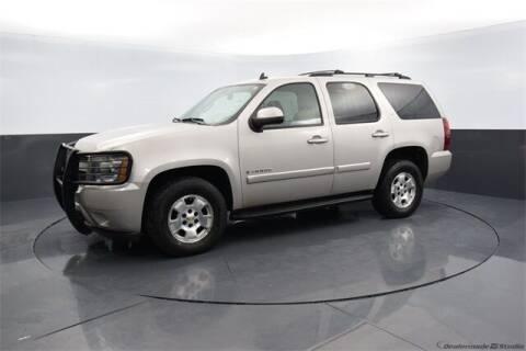 2008 Chevrolet Tahoe for sale at BOB HART CHEVROLET in Vinita OK